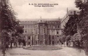 Boulogne_collège_Mariette